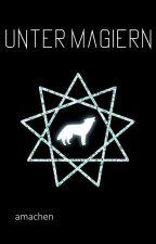 Unter Magiern [Eisblau] by amachen