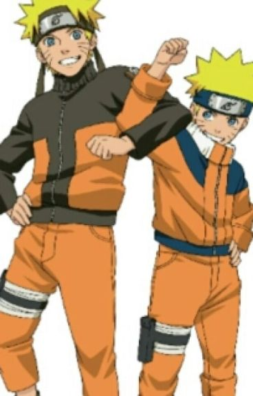 Invisible Friend (Naruto Fanfiction)