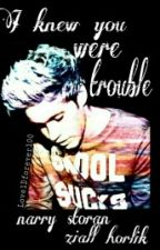 I knew you were trouble by Love1Dforever100