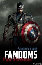 Amazing Fandom Fanfictions [Book 3] by andriakalee