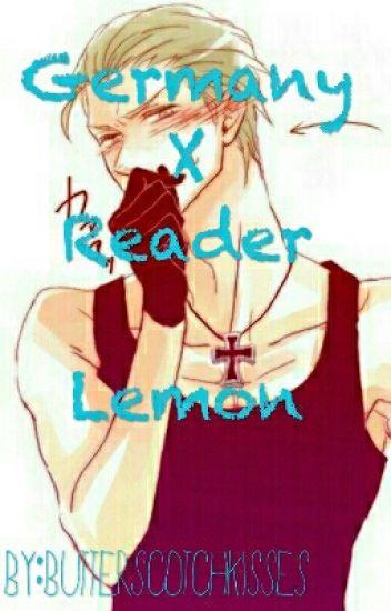 Germany X Reader LEMON