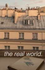 the real world ϟ phan by cherrychums
