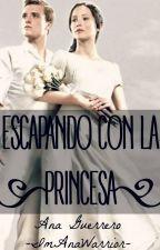 Escapando con la princesa. by ImAnaWarrior