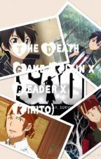 The Game Of Death (Klein x Reader X Kirito) by jenjennykins