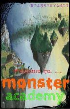 Monster Academy by StarryKyamii