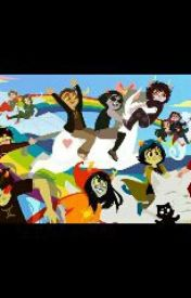 Our Journey in Homestuck(Homestuck x Reader/Writers) by DerpySquirell