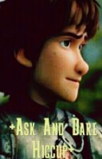 +Ask And Dare Hiccup+ by ScentedOreoQueen