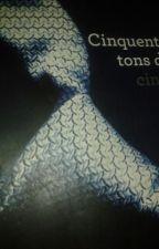 Cinquenta tons de cinza by RayaneAdrielle