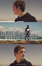 Blue Flames [Martin Garrix] by MyGarrixFan