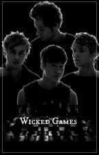 Wicked Games // 5SOS by Bananashemmo