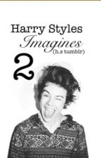 Harry Styles Imagines 2 (h.s tumblr) by marrystyles01
