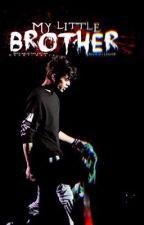 My little brother | أخي الصغير by nurse_hala
