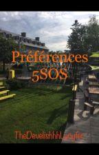 Préférences 5sos by MaudeHoranHemmings
