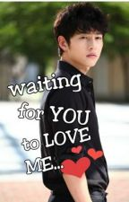 One Shot: waiting for you to love me by eiyscin