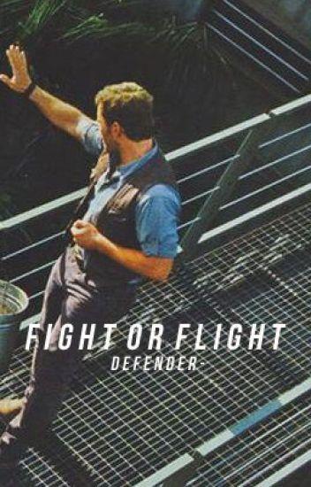 Fight or Flight » jurassic world / avengers