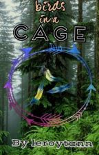 In a Cage - The 67th Hunger Games by Leroytann