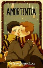 Amortentia (Destiel Hogwarts AU) by nalunalu1234