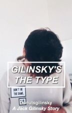 Gilinsky's the type. by donutsgilinsky