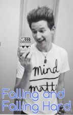 Falling and Falling Hard(a Ricky Dillon fanfic) by HaleyHjort