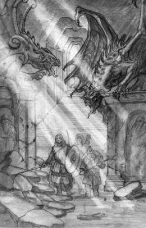 Trilogía de la Orden del Libro: El Enclave - PAUSADA. by lunaticaxdan