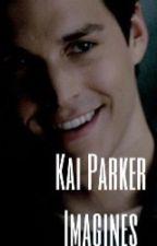 Kai Parker imagines by suplxcifer