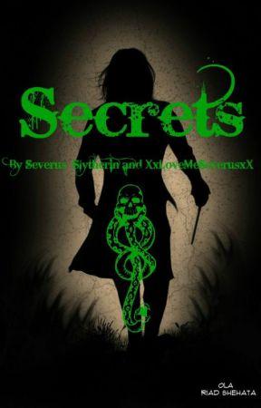 Secrets (A Severus Snape Story) by Severus_Slytherin