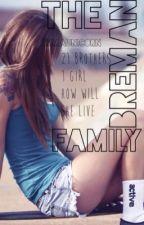 The Breman Family by iOwnAnUnicorn