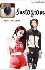 instagram ; baekhyun by rubelangelpiolax