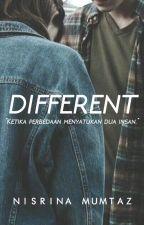 Different by nisrinamumtaz