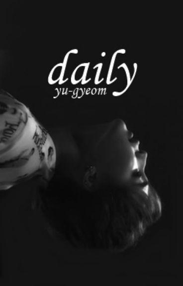 daily ━ p.jimin