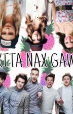 NAX GAWL IDIOT GROUP by hxransister