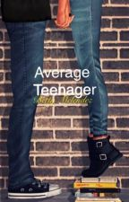 Average Teenager by BettyDreamcatcher