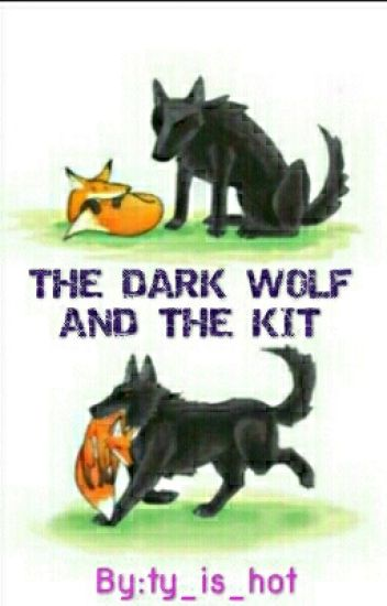 The dark wolf and the kit (Sterek AU)(boyxboy)