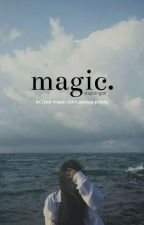 Magic \\ Calum Hood by stupidnyan
