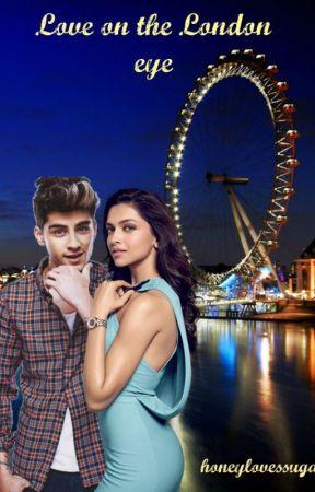 Love on the London eye (#YourStoryIndia) by honeylovessugar