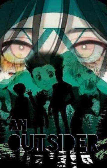 An Outsider (Gon x Reader x Killua x Kurapika)