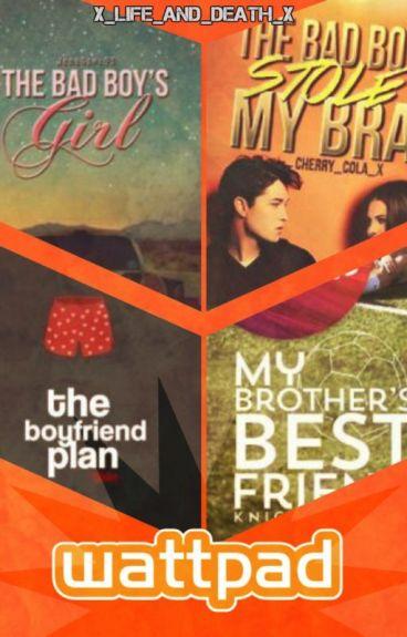 Best Books On Wattpad...