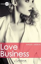 Love Business - Escorte-moi  Nisha éditions by LniArekin