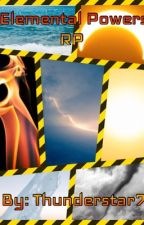 Elemental Powers RP by Thunderstar7