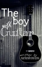 The Boy with Guitar by azizahsals