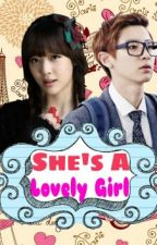 She's a Lovely Girl by chanyeonna