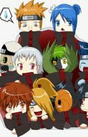 Akatsuki: Tổ chức đánh thuê, chửi lộn mướn