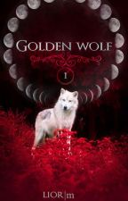 Golden wolf by lili20083