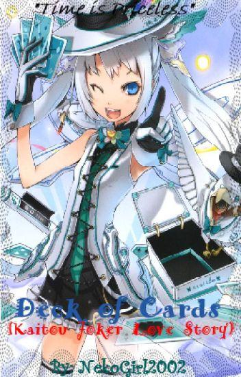 Deck of Cards ( A Kaitou Joker Love Story) (Reader X Various)