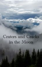 Craters and Cracks in the Moon by ViciousandAmbitious