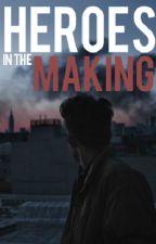Hero In The Making by Kampanion