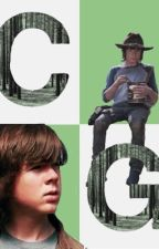 Carl Grimes and Chandler Riggs Imagines by grimesxoxo