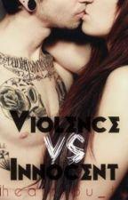 Violence Vs Innocence by iheartyou_tu