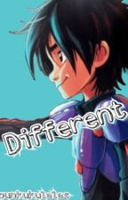 Different (hiro x reader) by PunkUkuleles