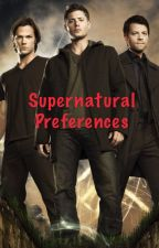 Supernatural Preferences by neonsoulX